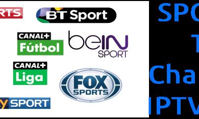BeIN Sports Live TV Channels Playlist free iptv