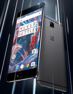 OnePlus 3, smartphone