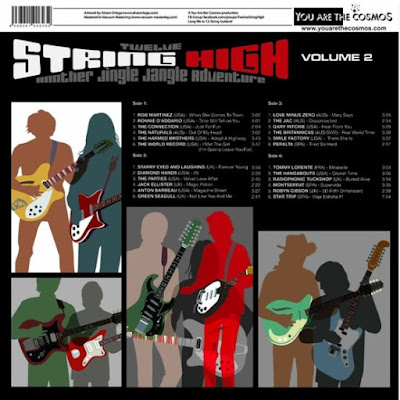 TWELVE STRING HIGH - Another jingle jangle adventure Vol.2 - Trasera