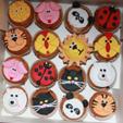 Cupcakes animaux  de Manière de Patissière