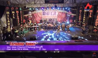 Lirik Lagu Terlanjur Baper - Intan Chacha Ft Danang Dantz