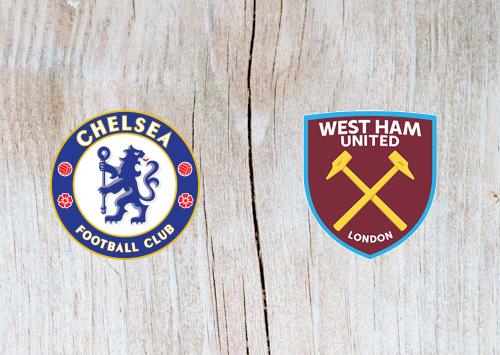 Chelsea vs West Ham Full Match & Highlights 8 April 2019