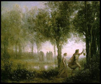 Orfeo y Eurídice