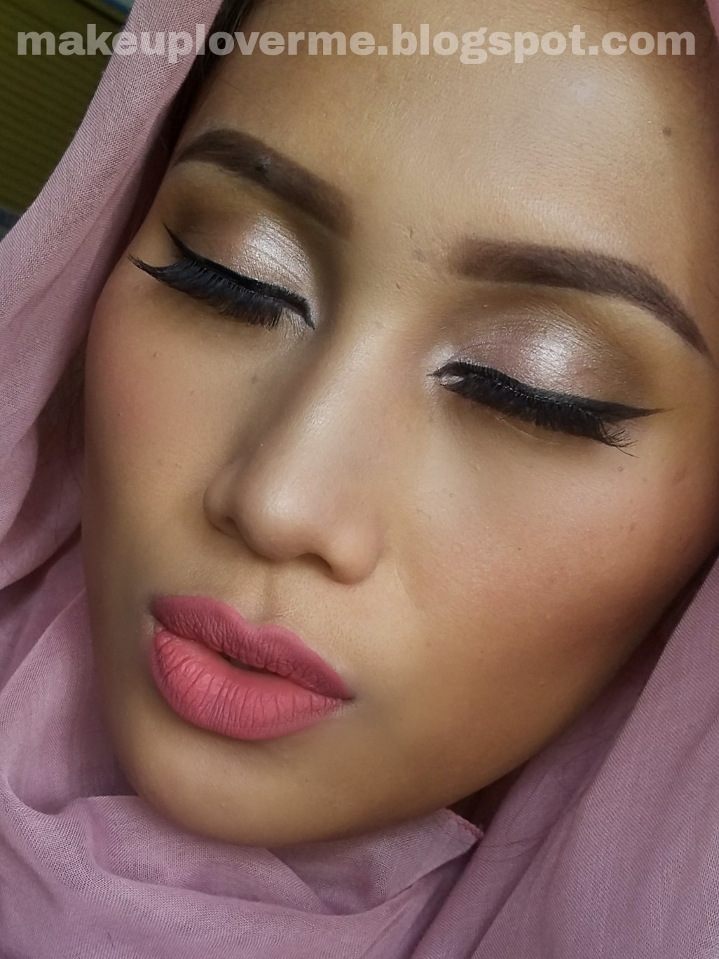 Make Up Lover Me REVIEW LT PRO LONG LASTING MATTE LIP