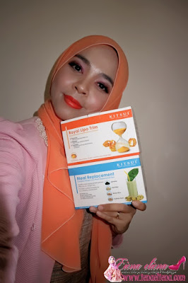Kurus Sebelum Raya dengan Kitsui Weight Management Product