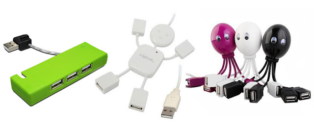 Regalo publicitario concentrador USB