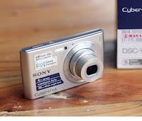 Sony DSC W510 - Kamera Digital bekas