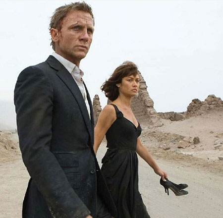 Image Result For Review Film Quantum Of Solace
