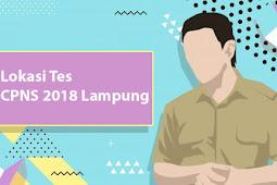 Catat! Inilah 3 Lokasi Tes CPNS 2018 Lampung