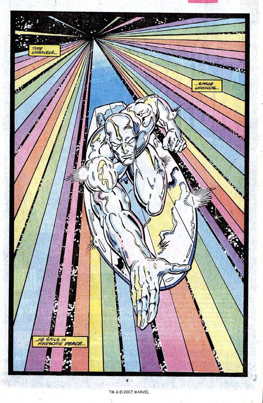 Read online Silver Surfer (1987) comic -  Issue #31 - 11