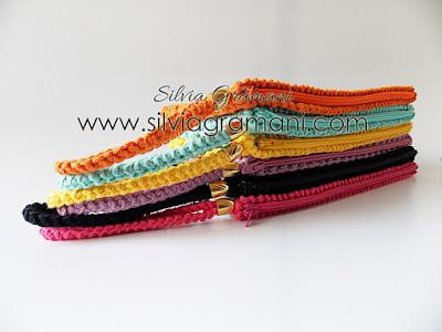 Bolsas de Crochê - Bolsas Clutch