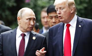 Τραμπ: Ρωσία, ετοιμάσου, οι πύραυλοι έρχονται στη Συρία