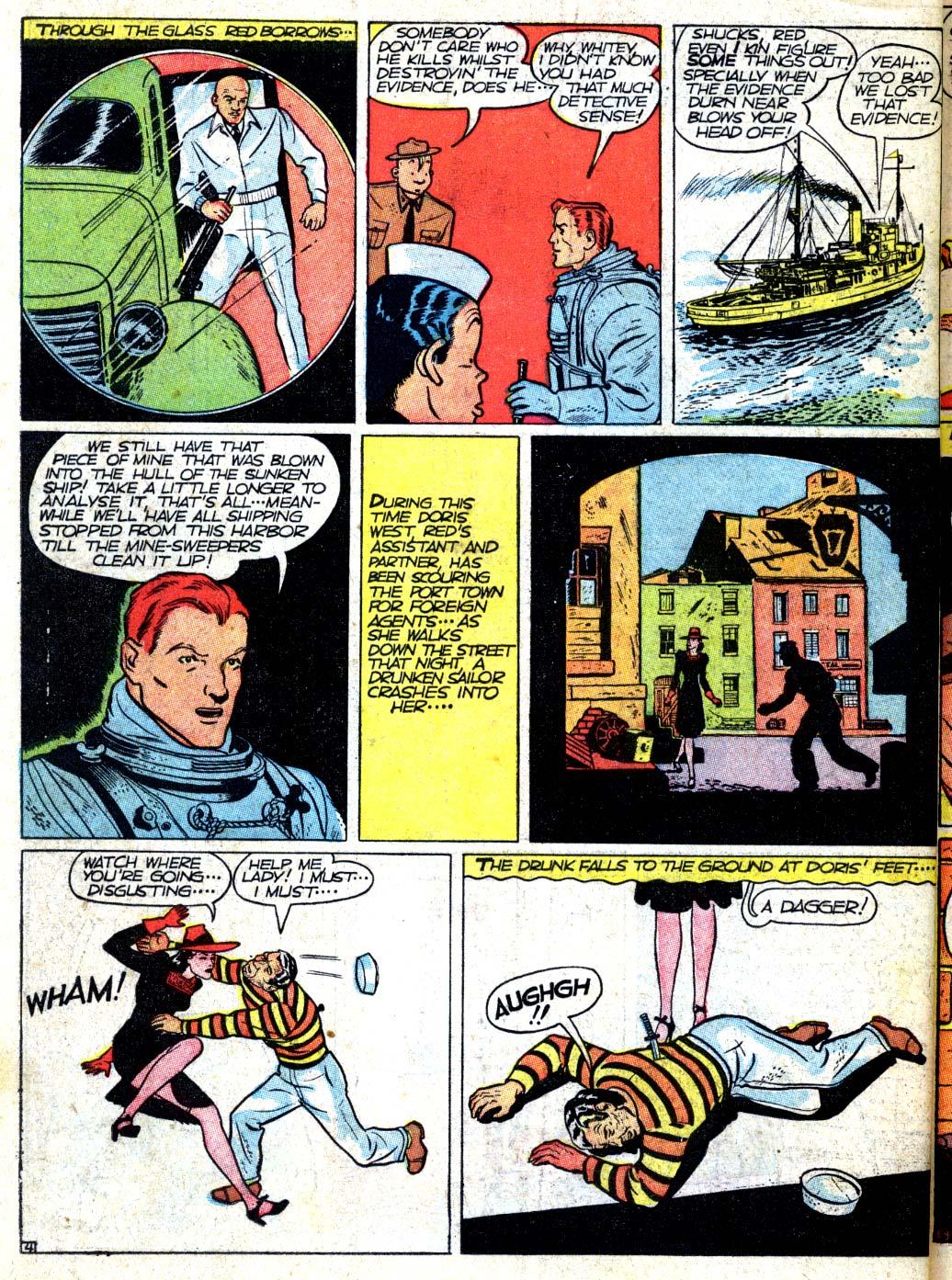Read online All-American Comics (1939) comic -  Issue #15 - 61