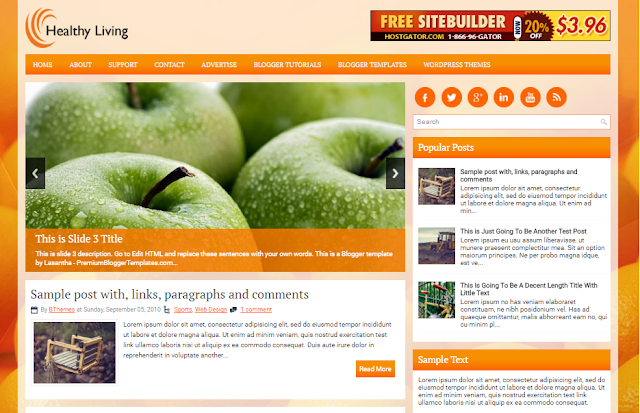 HealthyLiving Responsive                                                                                                                                                                                         http://blogger-templatees.blogspot.com/