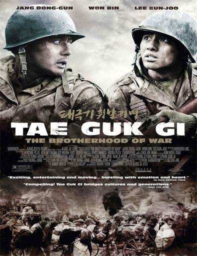 Ver Lazos de guerra (Taegukgi Hwinallimyo) (2004) Online