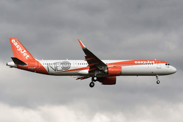 easyJet A321 NEO Request - Holgers Liveries - AEROSOFT