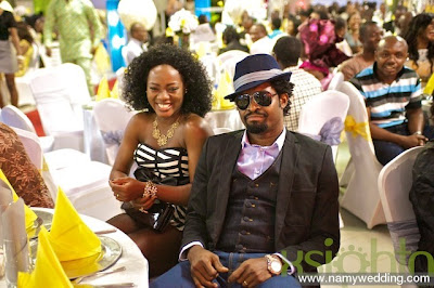 Pictures From Obiwon's Church Wedding & Reception. 34