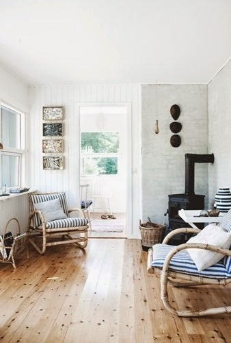 My Scandinavian Home The Idyllic Danish Summer Cottage