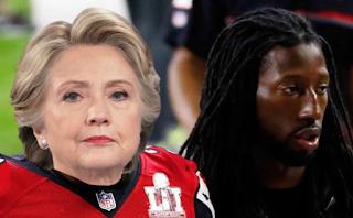 The Atlanta Falcons Are The Hillary Clinton Of Football
