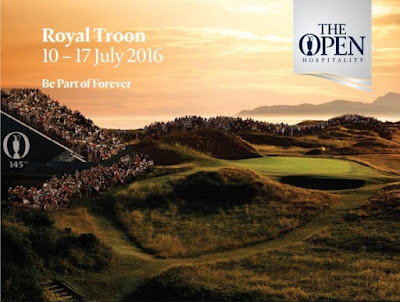 British Open Golf 2016 Championship Royal Troon