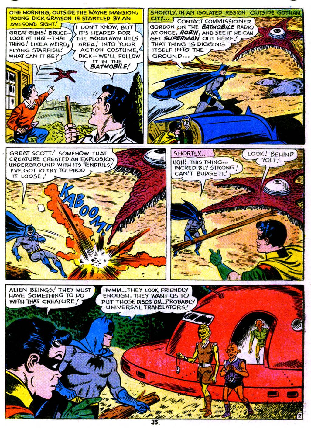 Read online World's Finest Comics comic -  Issue #206 - 32