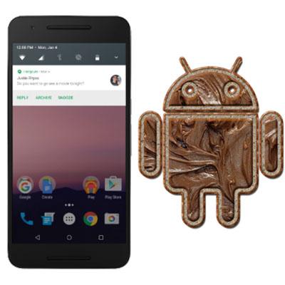 5 Fitur Utama Yang Bakalan Ada Di Android Nougat