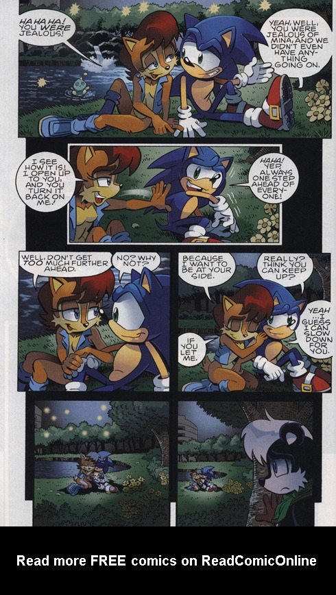 Read online Sonic The Hedgehog comic -  Issue #222 - 18
