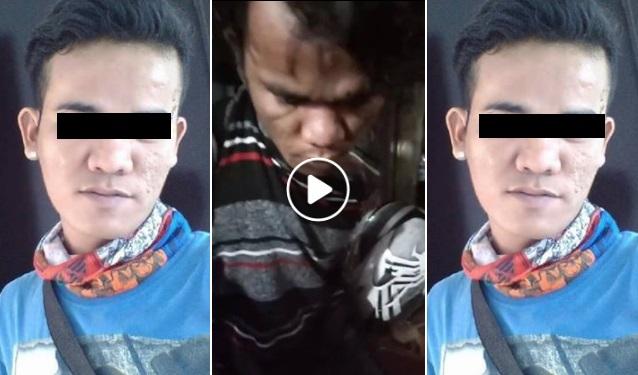 Pelaku Pembunuh Veriona Gultom Ditangkap Pemuda Batak dari Pasar Pandeglang Banten