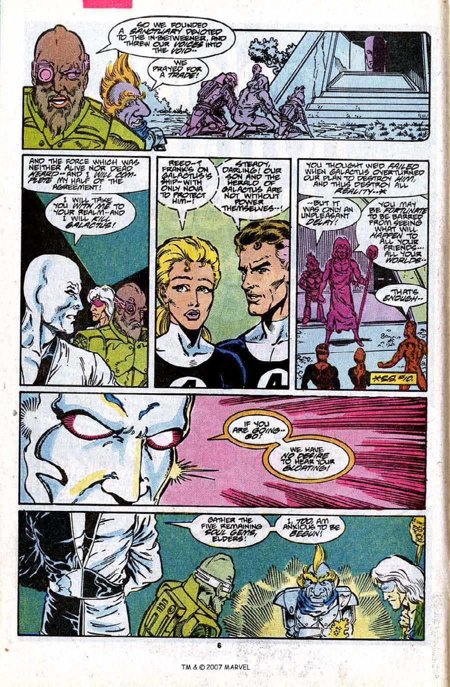 Read online Silver Surfer (1987) comic -  Issue #17 - 8