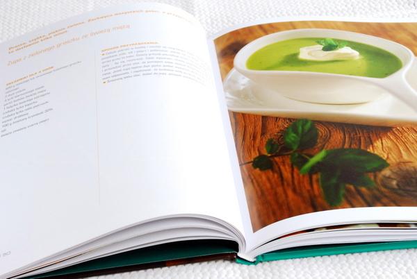 Śliczna zupa groszkowa