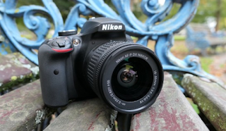 Nikon D3400 DSLR Camera with 18-55mm Lens Drivers - Firmware Download For Windows and Mac OS