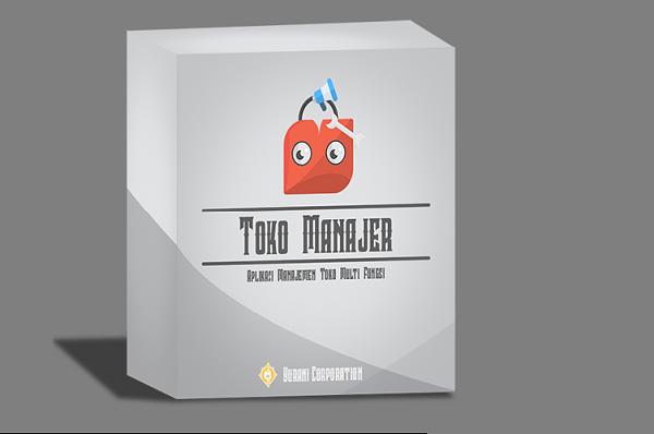 Toko Manajer - Aplikasi Manajemen Toko Dengan Multi Fungsi