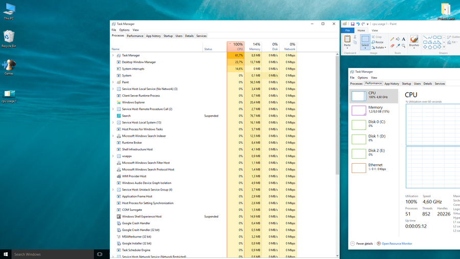 Keep Windows Device Driver Healthy: Fix high CPU usage after Windows