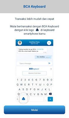 Chatting Sambil Transfer, Pakai BCA Keyboard Aja!