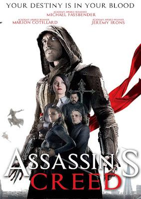 Assassin's Creed [2016] [NTSC/DVDR- Custom] Ingles, Español Latino