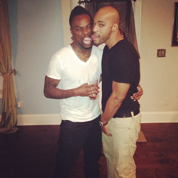 black gay celebrities