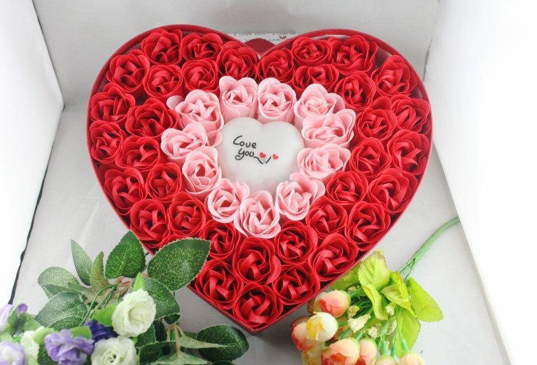 Valentines Day Gift Flowers Flowers Wallpapers