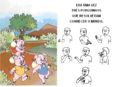 os três porquinhos libras1