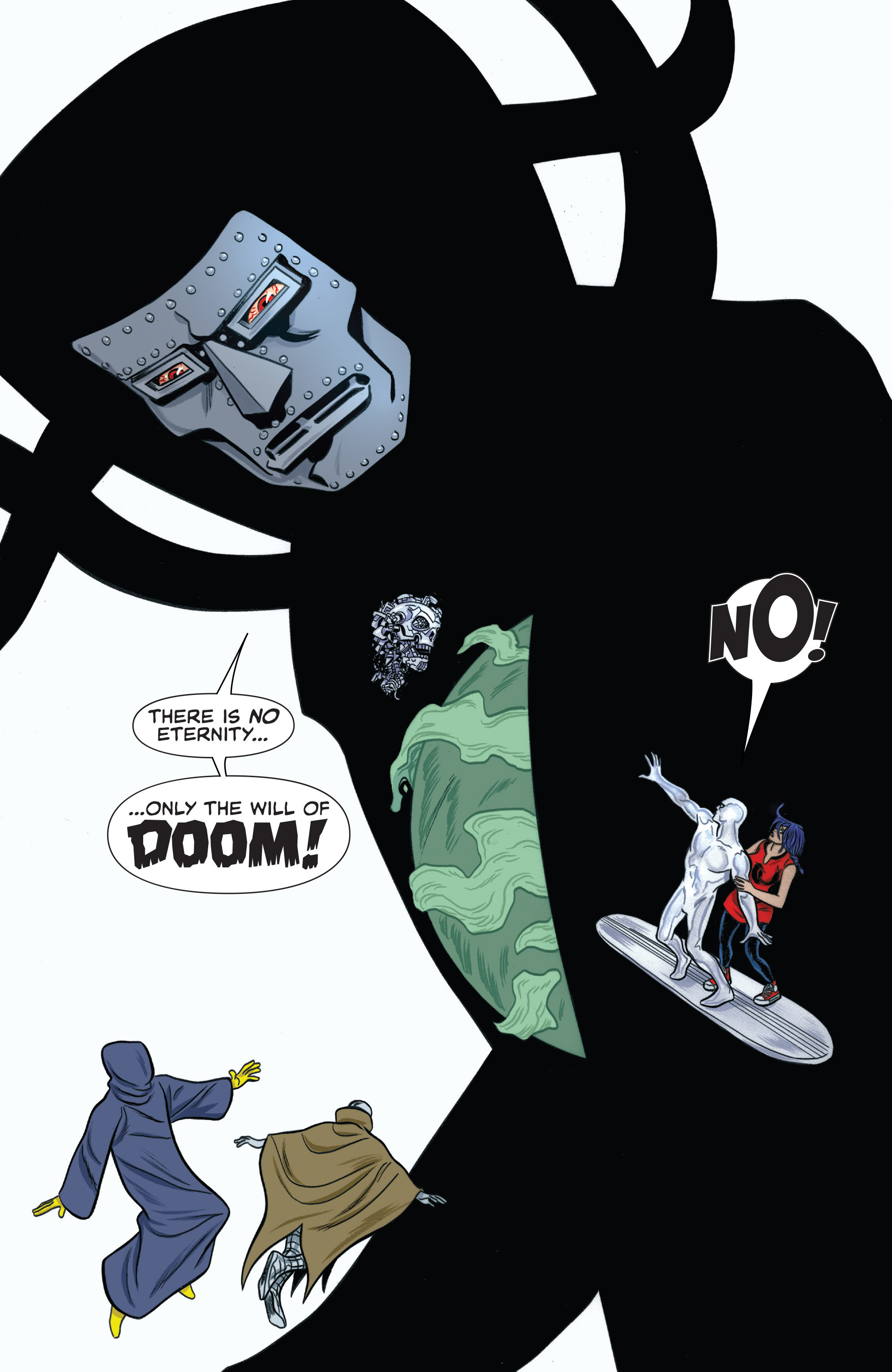 Read online Silver Surfer (2014) comic -  Issue #13 - 16