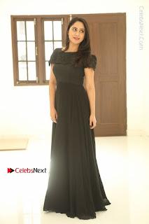 Actress Miya George Latest Po Gallery in Black Gown  0285.JPG
