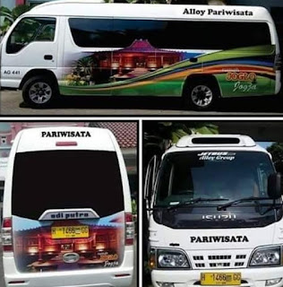 Alloy travel Jepara