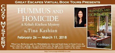 Upcoming Blog Tour 3/11/18