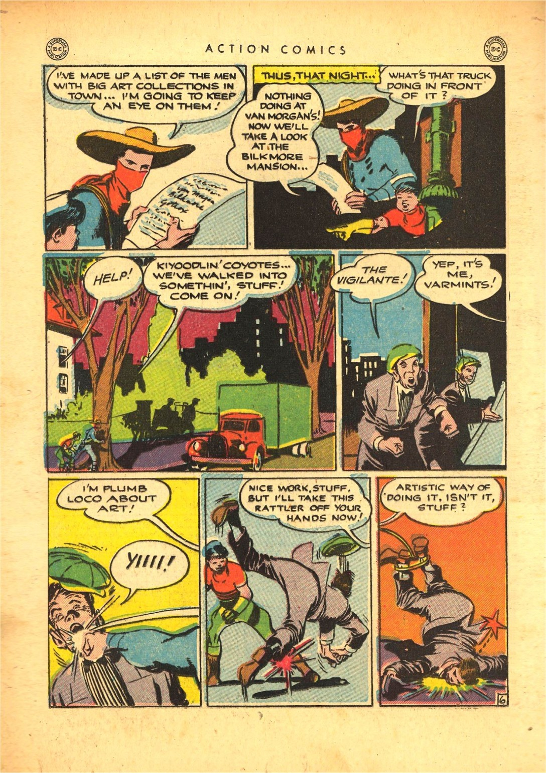 Read online Action Comics (1938) comic -  Issue #87 - 27