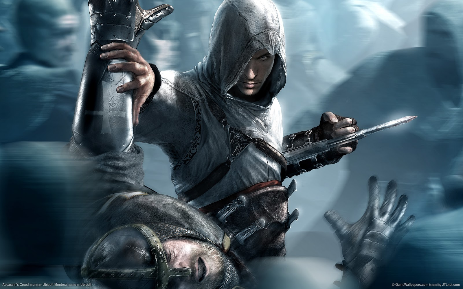 Desktop Hd Wallpapers Assassin S Creed Games Wallpapers Hd