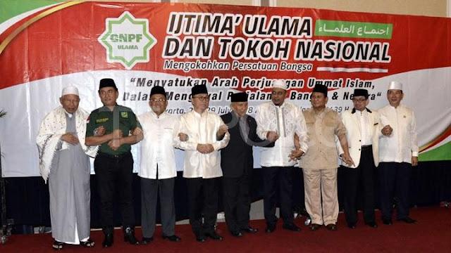 Ijtima Ulama GNPF Rekomendasikan Abdul Somad Cawapres Prabowo