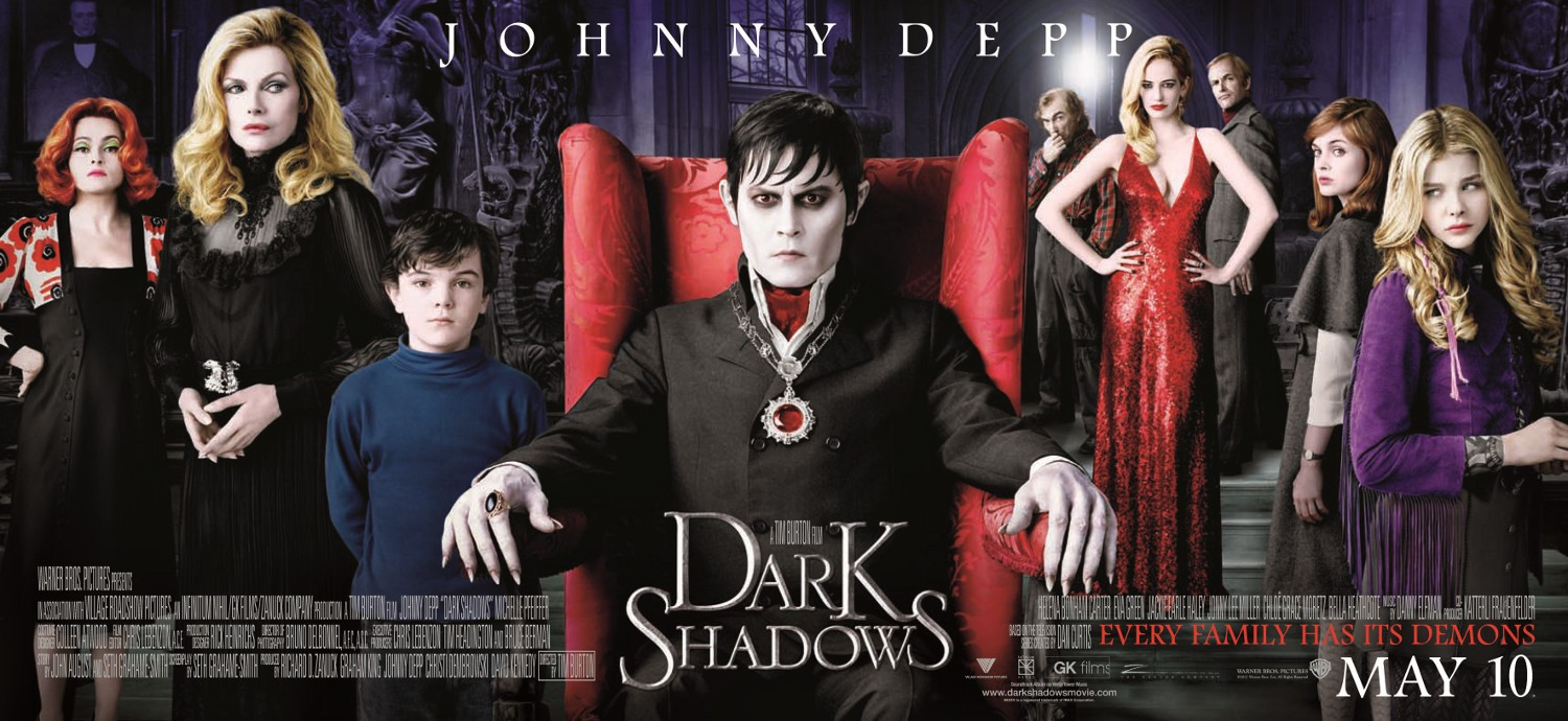 Movie: Dark Shadow 2017