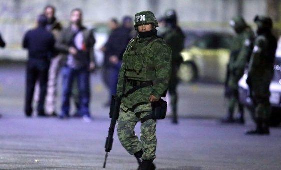 Corte de México rechaza impugnaciones contra ley de seguridad