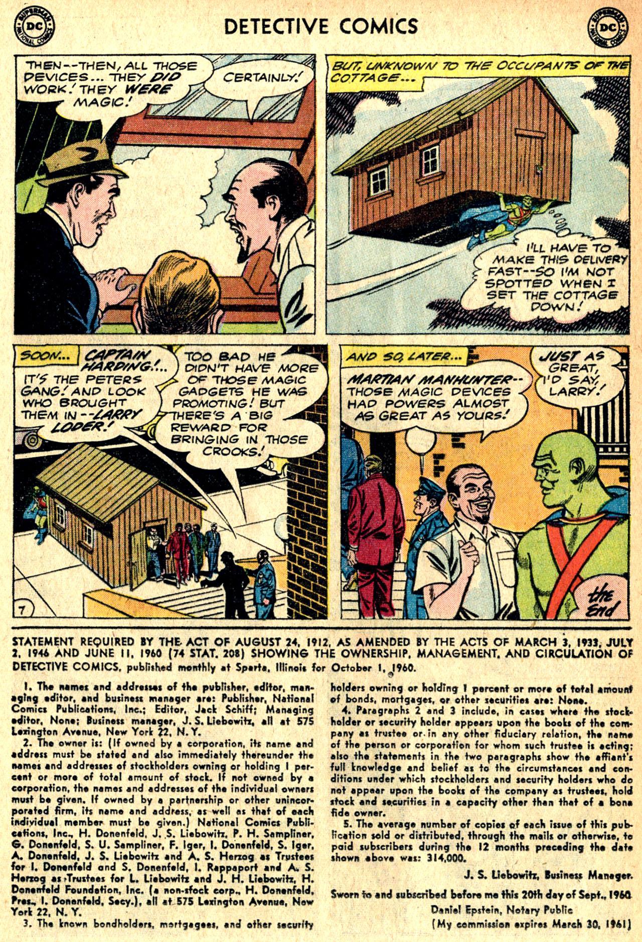 Detective Comics (1937) 288 Page 31