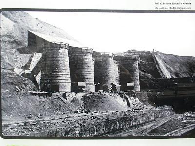 Resultado de imagen de ferrocarril pontenova
