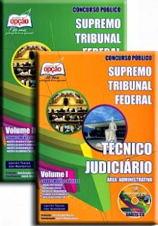 Apostila STF - Técnico Judiciário - ÁREA: ADMINISTRATIVA
